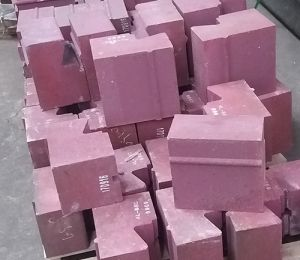 High-wearing chrome-Corundum Refractory Brick